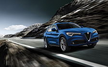 Cars wallpapers Alfa Romeo Stelvio Sport - 2018