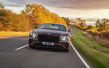 Cars wallpapers Bentley Continental GT (Cricket Ball) UK-spec - 2020