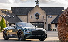 Cars wallpapers Bentley Mulliner Continental GT Convertible Equestrian Edition UK-spec - 2020