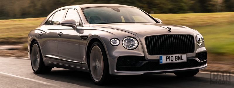 Cars wallpapers Bentley Flying Spur Blackline UK-spec - 2020 - Car wallpapers