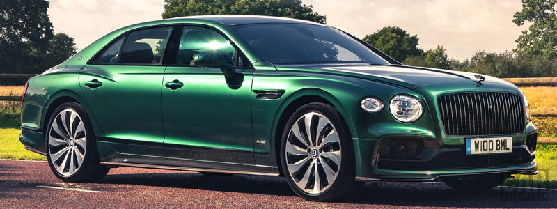 Cars wallpapers Bentley Flying Spur Styling Specification UK-spec - 2020 - Car wallpapers