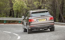 Cars wallpapers Bentley Bentayga Diesel (Dark Cashmere) - 2016