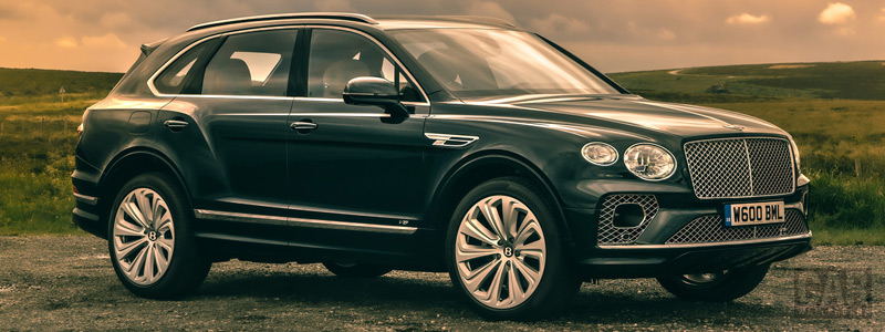 Cars wallpapers Bentley Bentayga V8 Four Seat Comfort Specification - 2020 - Car wallpapers