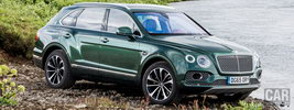 Bentley Bentayga Fly Fishing by Mulliner - 2016