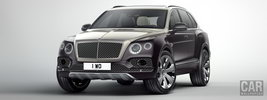 Bentley Bentayga Mulliner - 2017