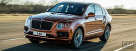 Bentley Bentayga Speed - 2019