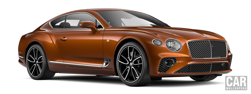 Cars wallpapers Bentley Continental GT First Edition - 2017 - Car wallpapers