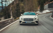 Cars wallpapers Bentley Continental GT First Edition (White Sand) - 2018