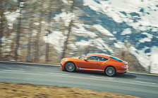 Cars wallpapers Bentley Continental GT (Orange Flame) - 2018