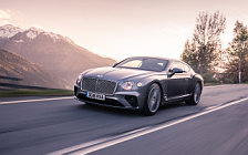 Cars wallpapers Bentley Continental GT (Tungsten) - 2018