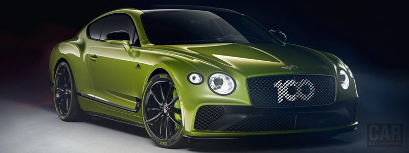 Cars wallpapers Bentley Continental GT Pikes Peak - 2019 - Car wallpapers