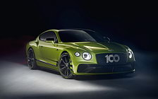 Cars wallpapers Bentley Continental GT Pikes Peak - 2019