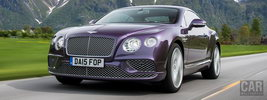 Bentley Continental GT - 2015