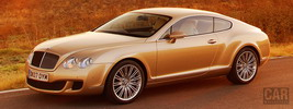 Bentley Continental GT Speed - 2007