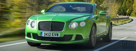 Bentley Continental GT Speed - 2012