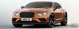 Bentley Continental GT Speed Black Edition - 2016