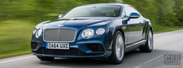 Bentley Continental GT V8 - 2015