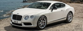 Bentley Continental GT V8 S Coupe - 2013
