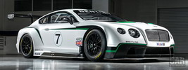 Bentley Continental GT3 - 2013