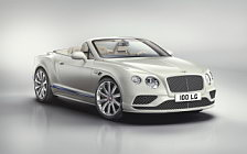 Cars wallpapers Bentley Continental GT Convertible Galene Edition - 2017