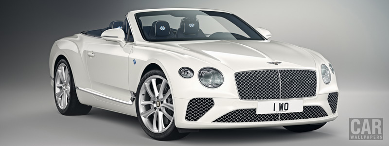 Cars desktop wallpapers Bentley Continental GT Convertible Bavarian Edition By Mulliner - 2019 - Car wallpapers