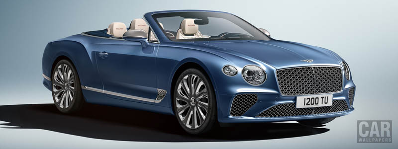 Cars wallpapers Bentley Continental GT Mulliner Convertible - 2020 - Car wallpapers