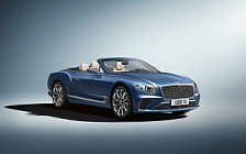 Cars wallpapers Bentley Continental GT Mulliner Convertible - 2020
