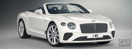 Bentley Continental GT Convertible Bavarian Edition by Mulliner - 2019