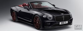 Bentley Continental GT Convertible Number 1 Edition by Mulliner - 2019