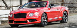 Bentley Continental GT V8 S Convertible - 2014
