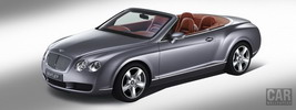Bentley Continental GTC - 2006