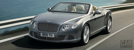 Bentley Continental GTC - 2011