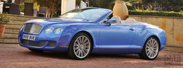 Bentley Continental GTC Speed - 2009