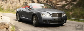Bentley Continental GTC Speed - 2010