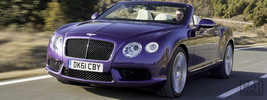 Bentley Continental GTC V8 - 2012