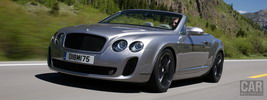 Bentley Continental Supersports Convertible - 2010