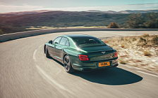 Cars wallpapers Bentley Flying Spur Blackline (Verdant) - 2019