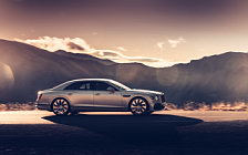 Cars wallpapers Bentley Flying Spur Blackline (White Sand) - 2019