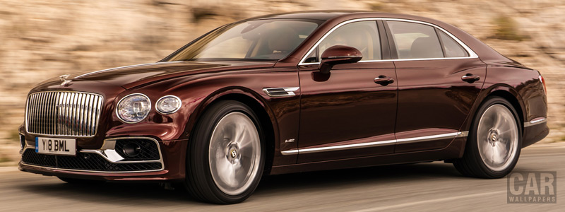 Cars wallpapers Bentley Flying Spur (Cricket Ball) - 2019 - Car wallpapers