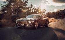 Cars wallpapers Bentley Flying Spur (Cricket Ball) - 2019