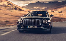 Cars wallpapers Bentley Flying Spur (Dark Sapphire) - 2019