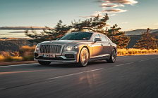 Cars wallpapers Bentley Flying Spur (Extreme Silver) - 2019