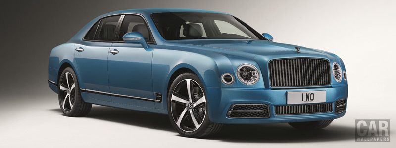 Cars wallpapers Bentley Mulsanne Design Series - 2017 - Car wallpapers