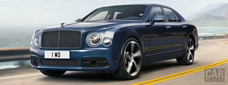 Cars wallpapers Bentley Mulsanne 6.75 Edition by Mulliner - 2020 - Car wallpapers