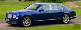 Bentley Mulsanne - 2012