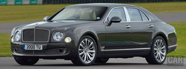 Bentley Mulsanne - 2013