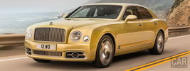 Bentley Mulsanne Speed - 2016