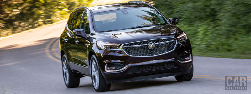 Cars wallpapers Buick Enclave Avenir - 2019 - Car wallpapers