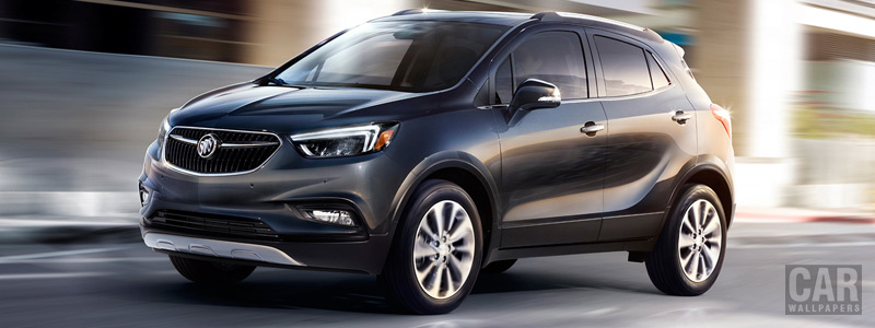 Cars wallpapers Buick Encore - 2016 - Car wallpapers