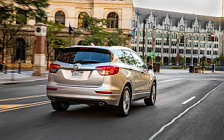 Cars wallpapers Buick Envision - 2017